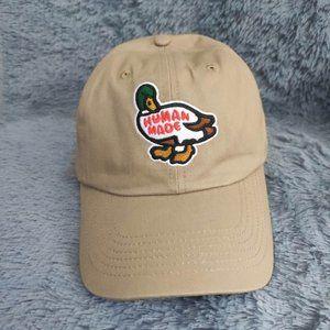 Human Made 6 PANEL TWILL CAP Khaki
